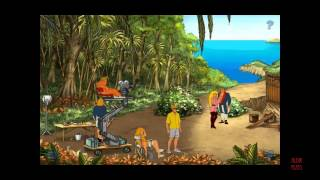 Broken Sword 2: The Smoking Mirror playthrough part 16: George Stobbart - Movie Star [HD]