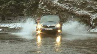 Dacia Duster Tests