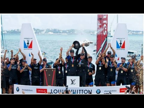 Yachting NZ hits out at lack of women on new America's Cup boats