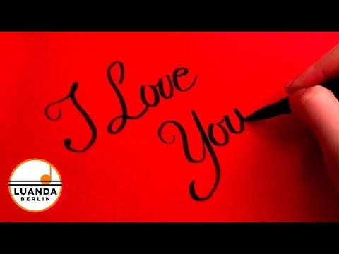 I love you ich liebe dich Whatsapp Geschenk Jahrestag Geschenkideen Freund Freundin romantisch