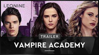 Vampire Academy - Trailer (deutsch/german)