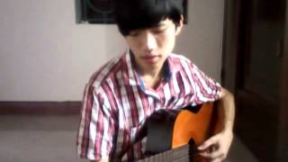 Xa em - Noo Phước Thịnh guitar cover