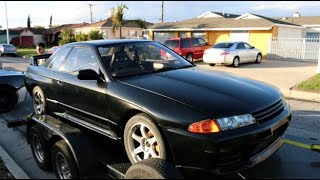HE BOUGHT A NEW CAR! Cheapest R32 GTR In The U.S.