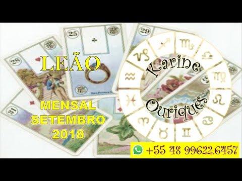 LEÃO SETEMBRO/18 A Mesa Real