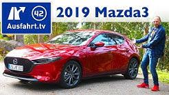 2019 Mazda3 SKYACTIV-G 2.0 M Hybrid Selection - Kaufberatung, Test deutsch, Review, Fahrbericht