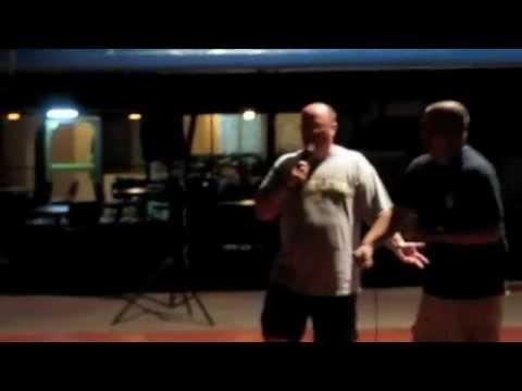 The worst karaoke duo