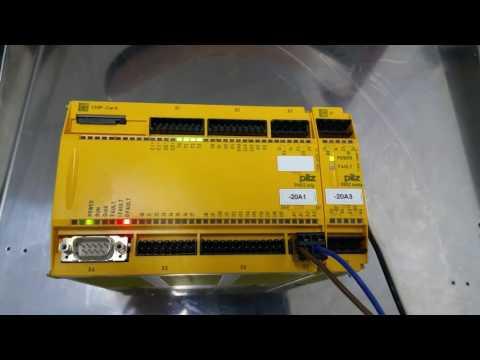 Pilz  PNOZ mo4p modular safety system