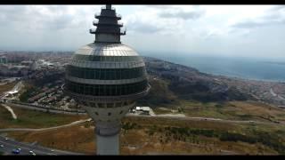 Beylikdüzü Endem Kulesi Havadan