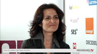 Colloque NPA-Le Figaro 2016 : Cécile Gauffriau, ECHANGEUR