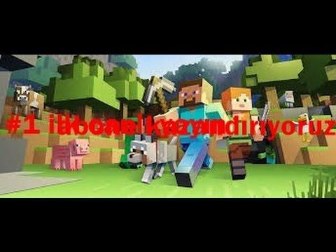 Presiz Minecraft Oynuyoruz Kendi Serverimiz