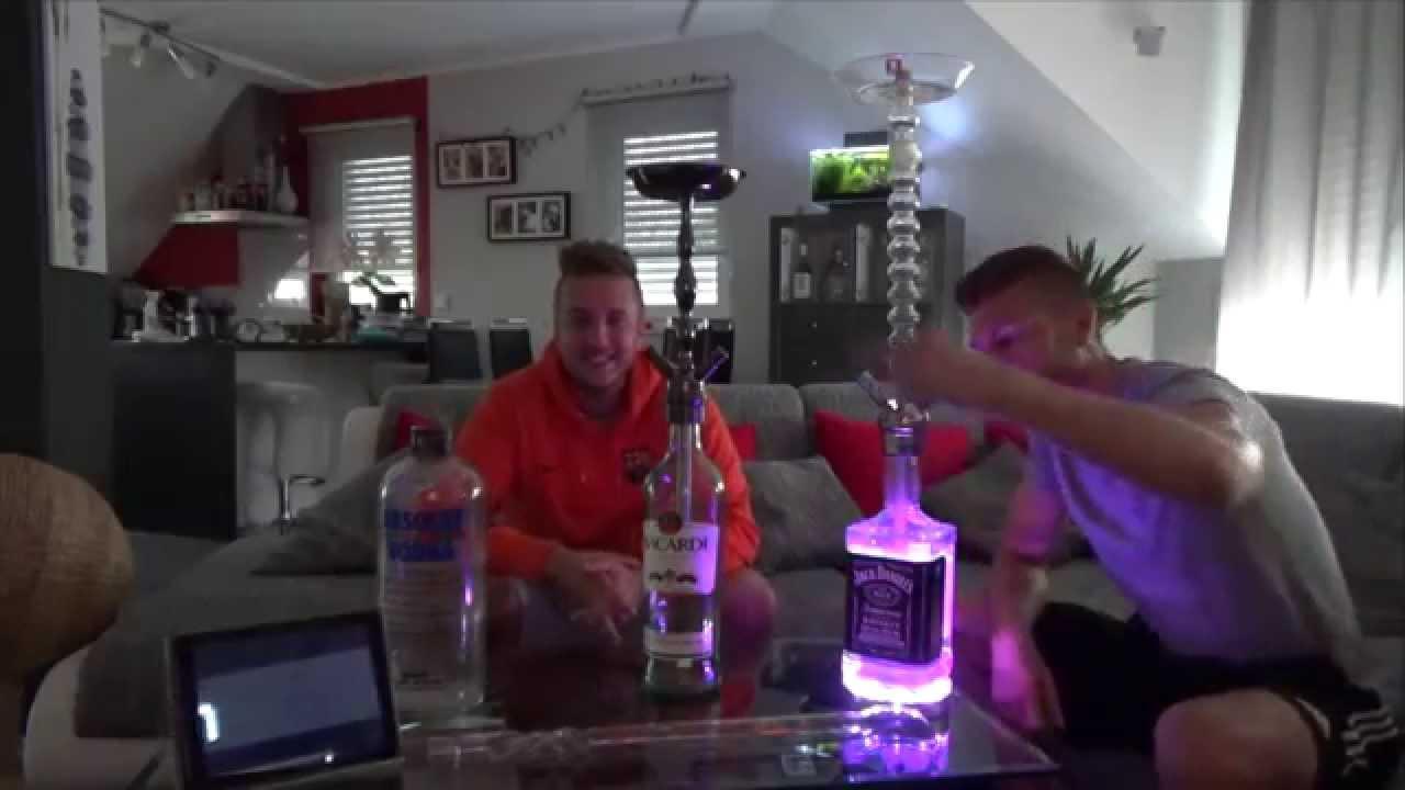 shisha custom bowls vorstellung i absolut vodka 4 5 liter. Black Bedroom Furniture Sets. Home Design Ideas