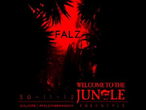 Falz - Welcome-To-The-Jungle image