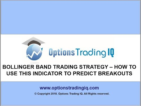 Bollinger Band Trading Strategy - How To Use This Indicator to Predict
