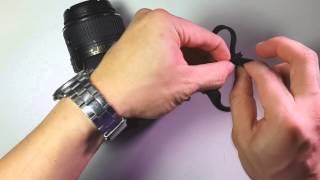 相機背帶怎麼穿(綁)才順手 | How To Put On A Camera Strap The Right Way