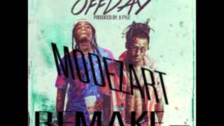 Lil Wayne Ft. Flow - Off Day (Instrumental) Remake by Modezart