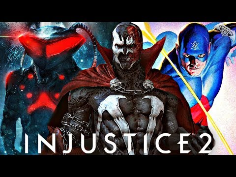 Injustice 2 - Fighter Pack 2 Reveal Date CONFIRMED!  