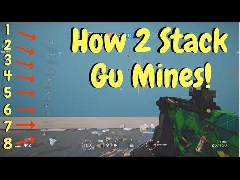 Gu Mine Tower! - Rainbow Six Siege