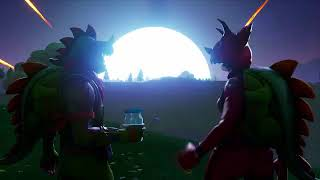 Fortnite Battle Royale: Season 4 Battle Pass Gameplay Trailer!