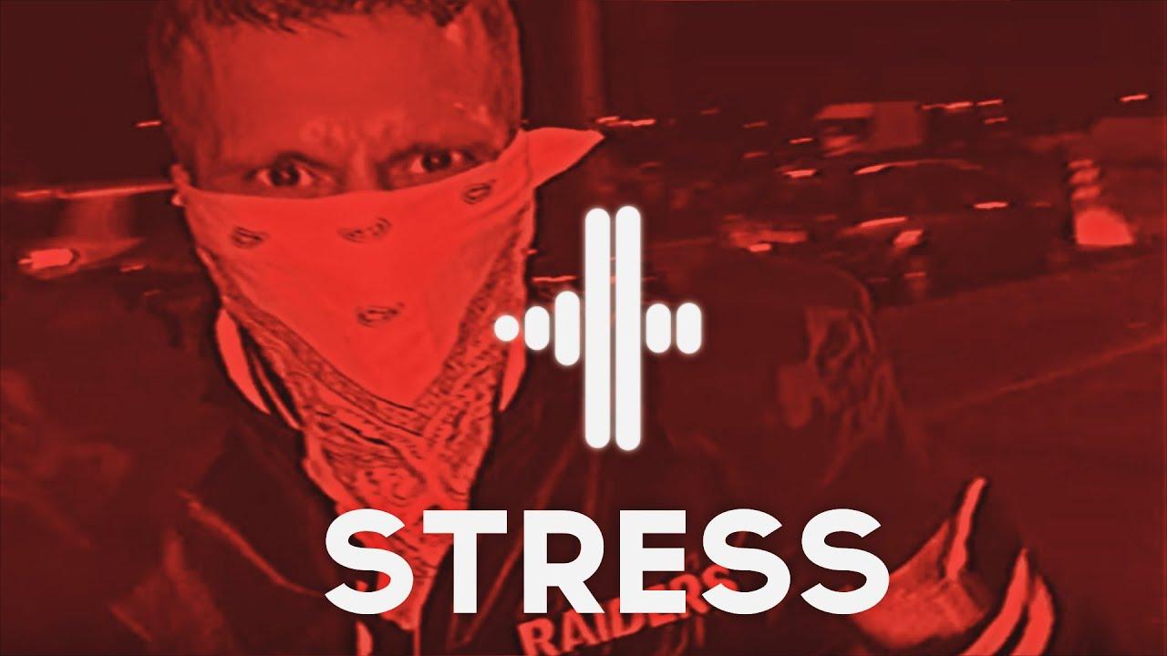 """AK AusserKontrolle Type Beat - """"STRESS""""   Dark Hip Hop Instrumental"""
