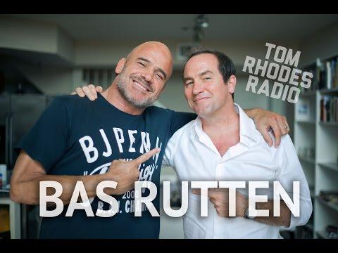 TRR Ep#166 Bas Rutten on Tom Rhodes Radio