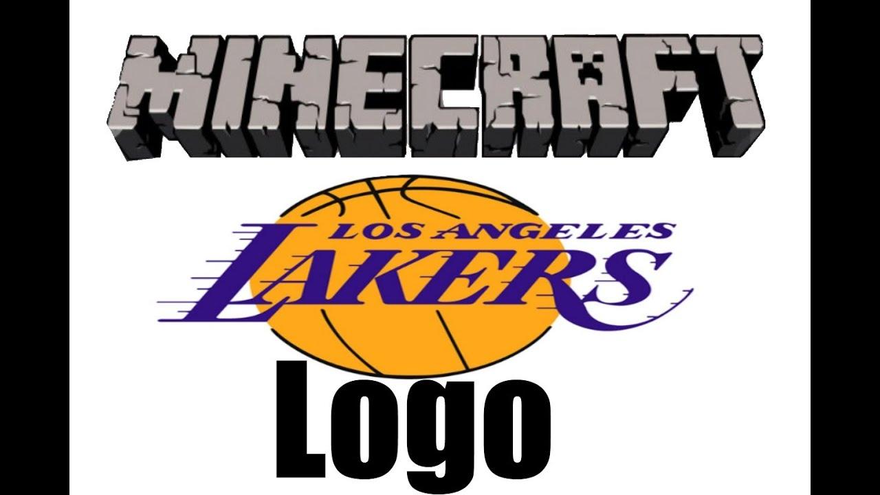 Minecraft: Los Angeles Lakers Logo