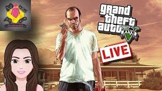 🔥GTA V Campaign LIVE STREAM | PS4Live Grand Theft Auto 5 Story 🔥TheGebs24