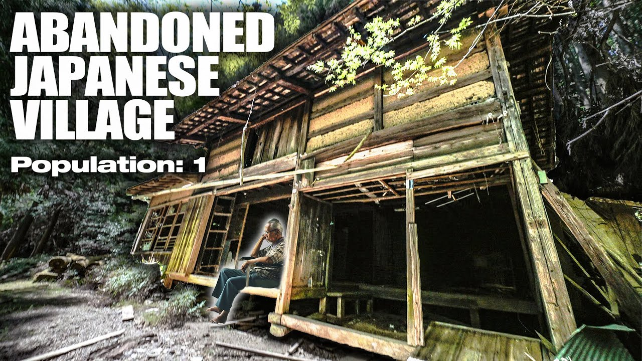 Why Was This Japanese Village Abandoned?