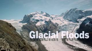 There's a growing threat in the mountains thanks to climate change: glacial lake outburst floods