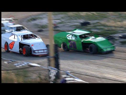 Wild Bill's Raceway 305 Modified Heat Races 7/12/19