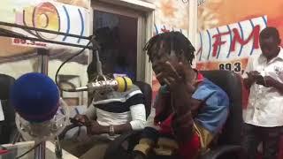 vuclip FANCY GADAM EXPLAINS ABUDU ANDANI SONG WITH DJ CARLOS