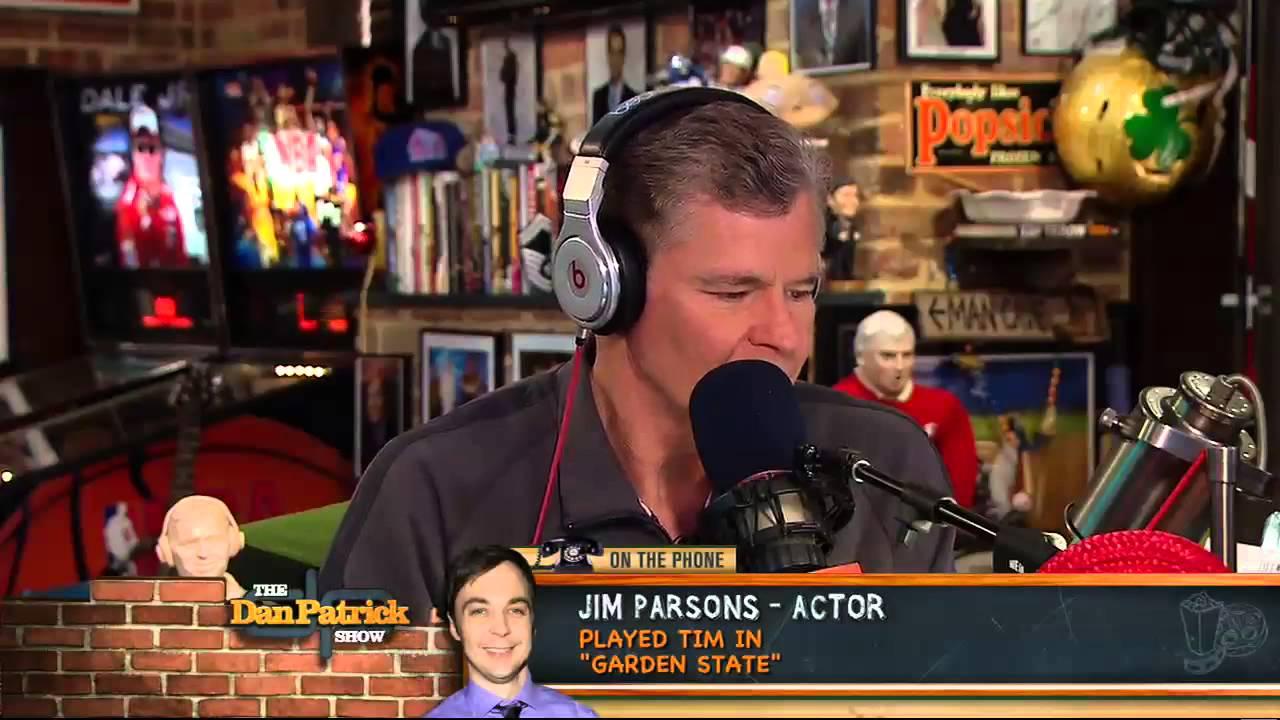 Jim Parsons on The Dan...