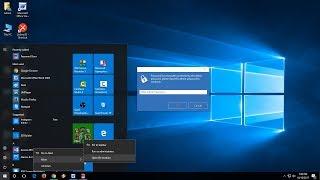 How to Hide/Lock Program, Apps & Games In Windows 10/8.1/7 screenshot 2