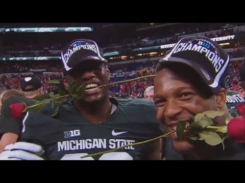 Spartan Highlights - Bennie Fowler (2014 NFL Draft)
