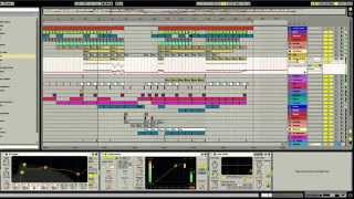 Uplifting Trance Ableton Live Template ASOT, FSOE Style Vol  4
