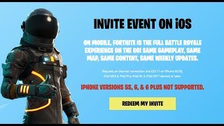 HOW TO GET FORTNITE INVITE CODE FREE!! (**FASTEST WAY**)