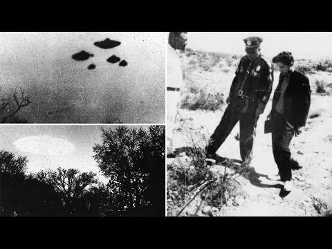 "CIA Release Hundreds of TOP SECRET UFO ""X-Files"""