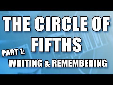How to Write & Remember the Circle of Fifths