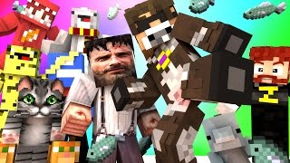 minecraft mini game do not laugh kung fu cow and coooooral w facecam