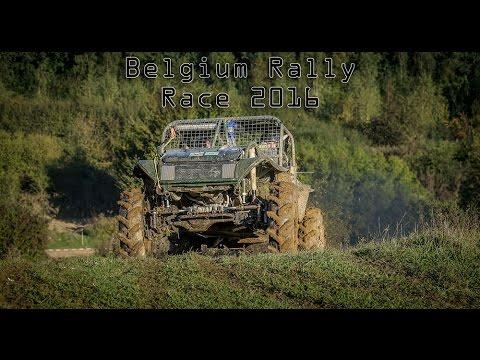 Belgium Rally Race 2016