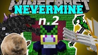 Minecraft Never Mine s2 ep 2 - Io odio i CASTORI