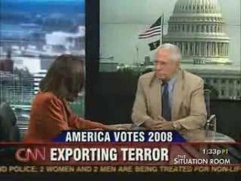 Mike Gravel on CNN - Talking about IRAQ