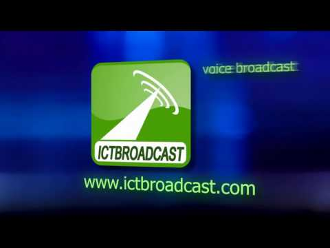 ICTBroadcast, the best autodialer software support Email, Fax, SMS and Voice broadcasting