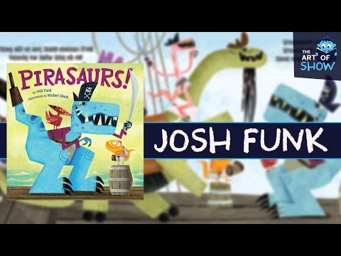How to write a children's book with Josh Funk