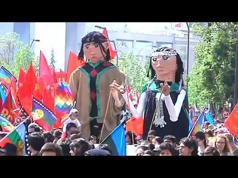 الرئيسة ميشال باشليت تعتذر رسميا من شعب المابوتشي  - نشر قبل 3 ساعة