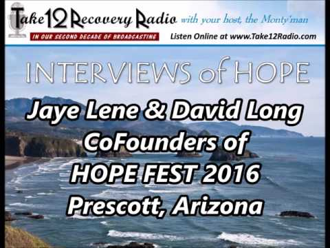Hope Fest Arizona 2016 Cofounders