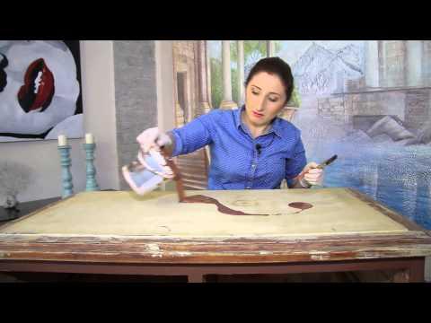 Как реставрировать комод