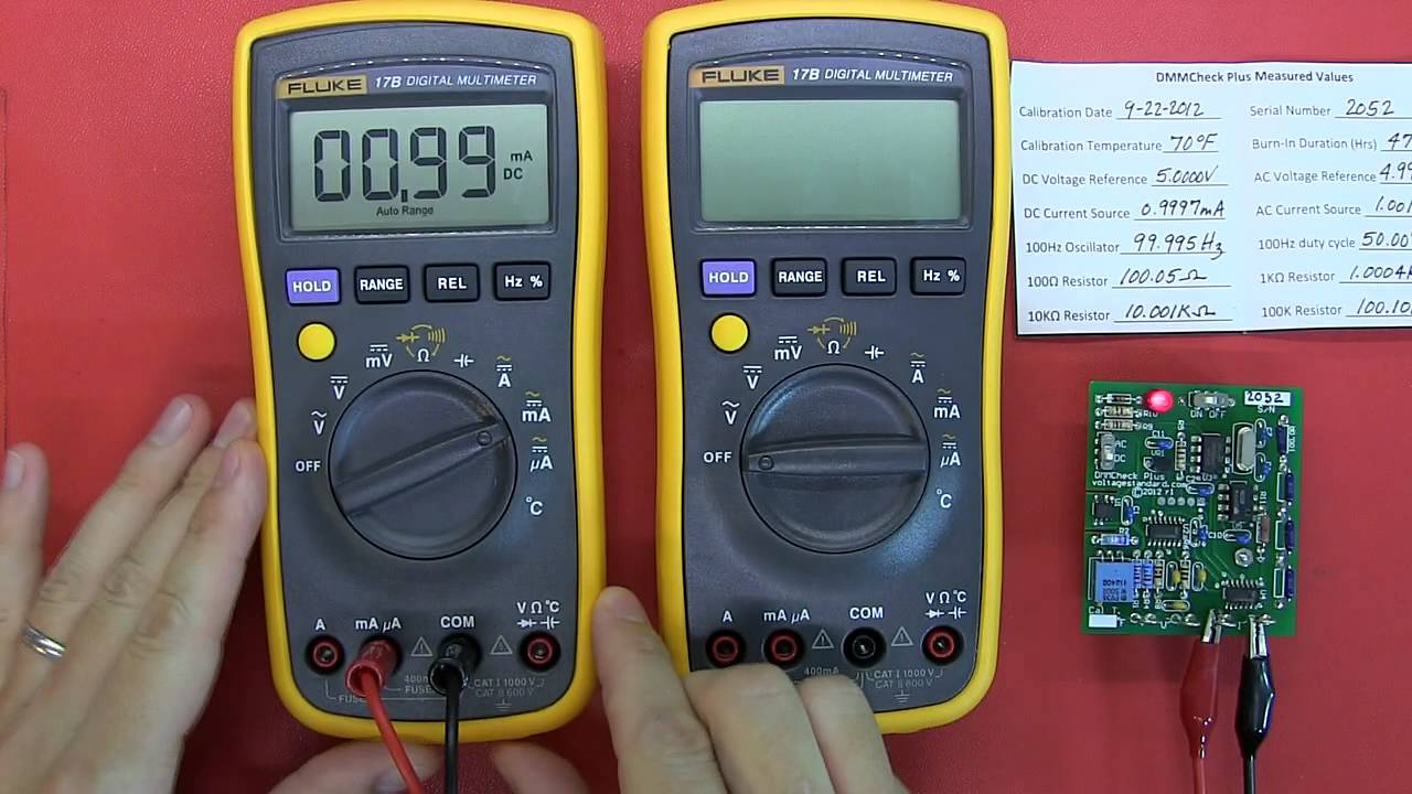 Review Fluke 17b Chinese And New International Version