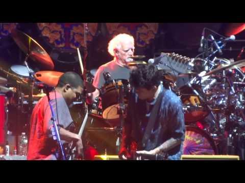 """Mississippi Half Step & Bird Song"" Dead and Company@Wells Fargo Center Philadelphia 11/5/15"