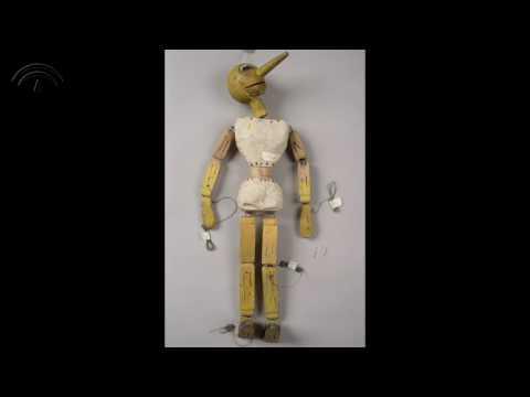Restauración Pinocho en el IAPH