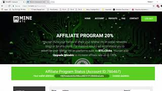 Free Mining Site. Earn Bitcoin 0.05. Profit Every 5 minte No Investment gr fast